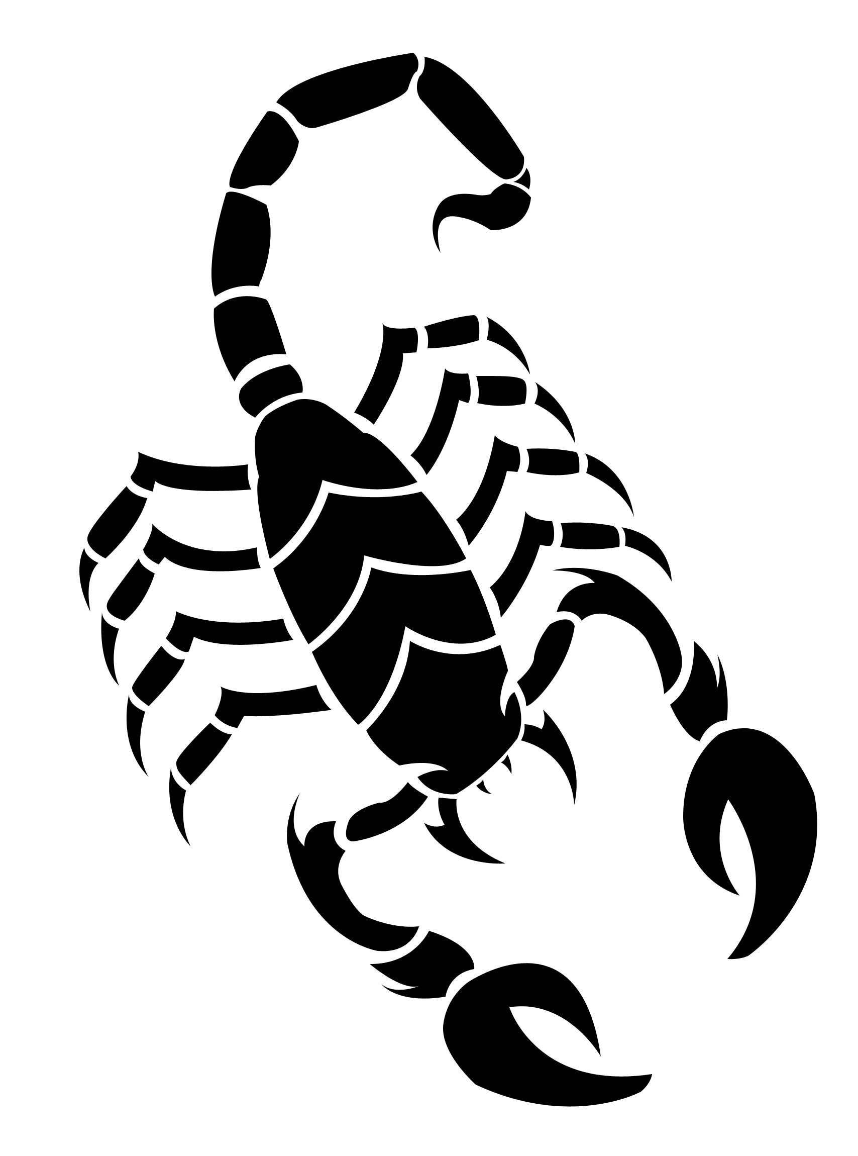Scorpion clipart #5, Download drawings