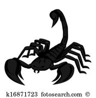 Scorpion clipart #12, Download drawings