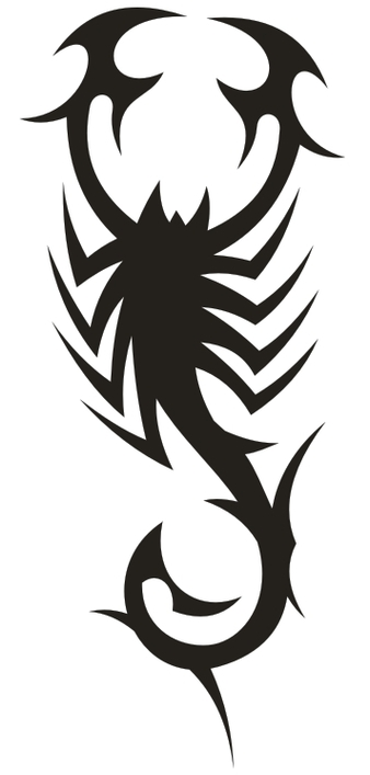 Scorpion clipart #2, Download drawings