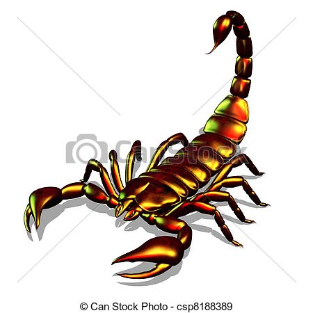 Scorpion clipart #19, Download drawings