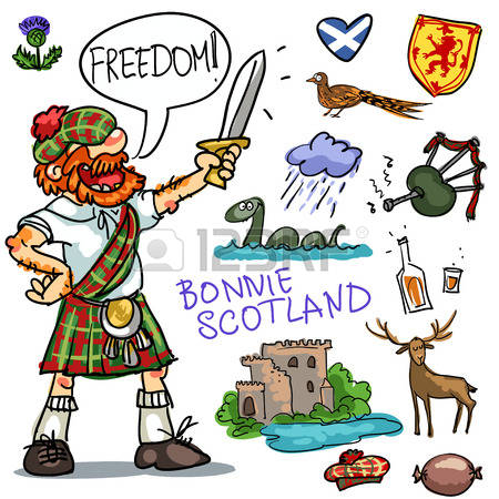 Scotland clipart #17, Download drawings