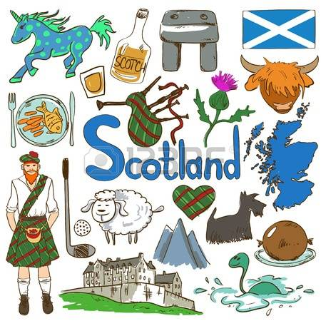 Scotland clipart #14, Download drawings