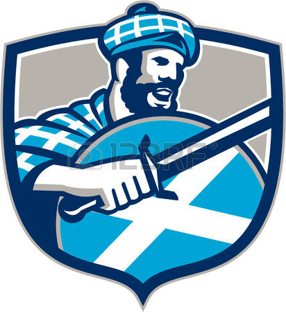 Scotland clipart #8, Download drawings