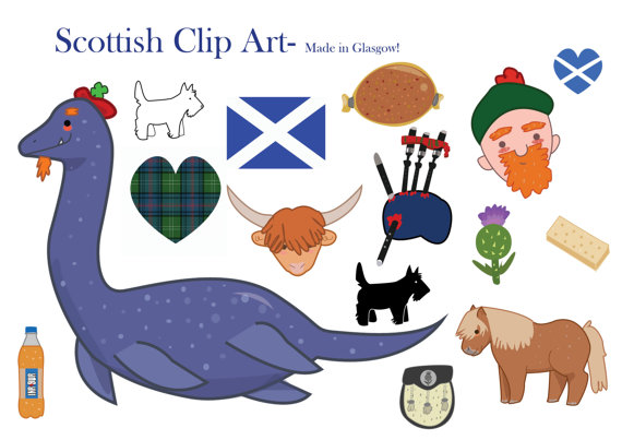 Scotland clipart #19, Download drawings