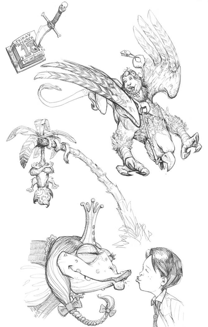 Scott M. Fischer coloring #15, Download drawings