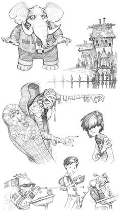 Scott M. Fischer coloring #2, Download drawings