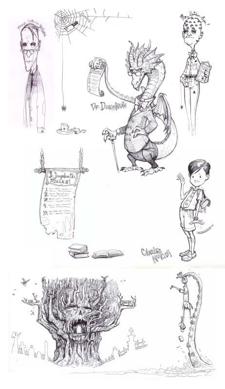 Scott M. Fischer coloring #6, Download drawings