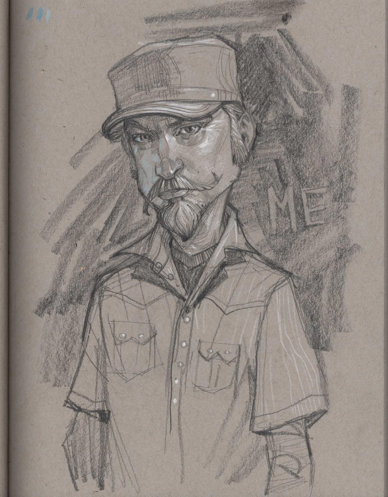 Scott M. Fischer coloring #7, Download drawings
