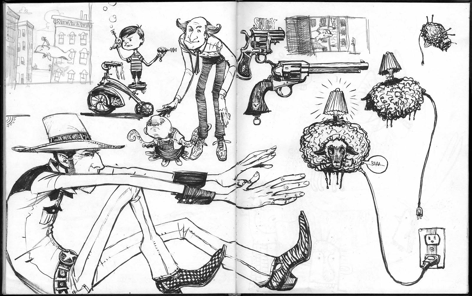 Scott M. Fischer coloring #3, Download drawings
