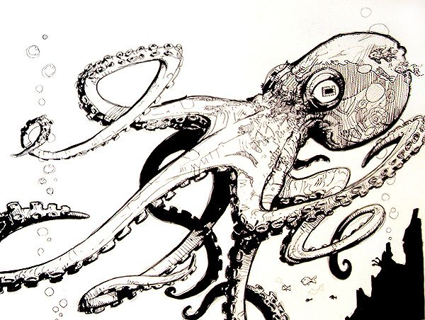 Scott M. Fischer coloring #19, Download drawings