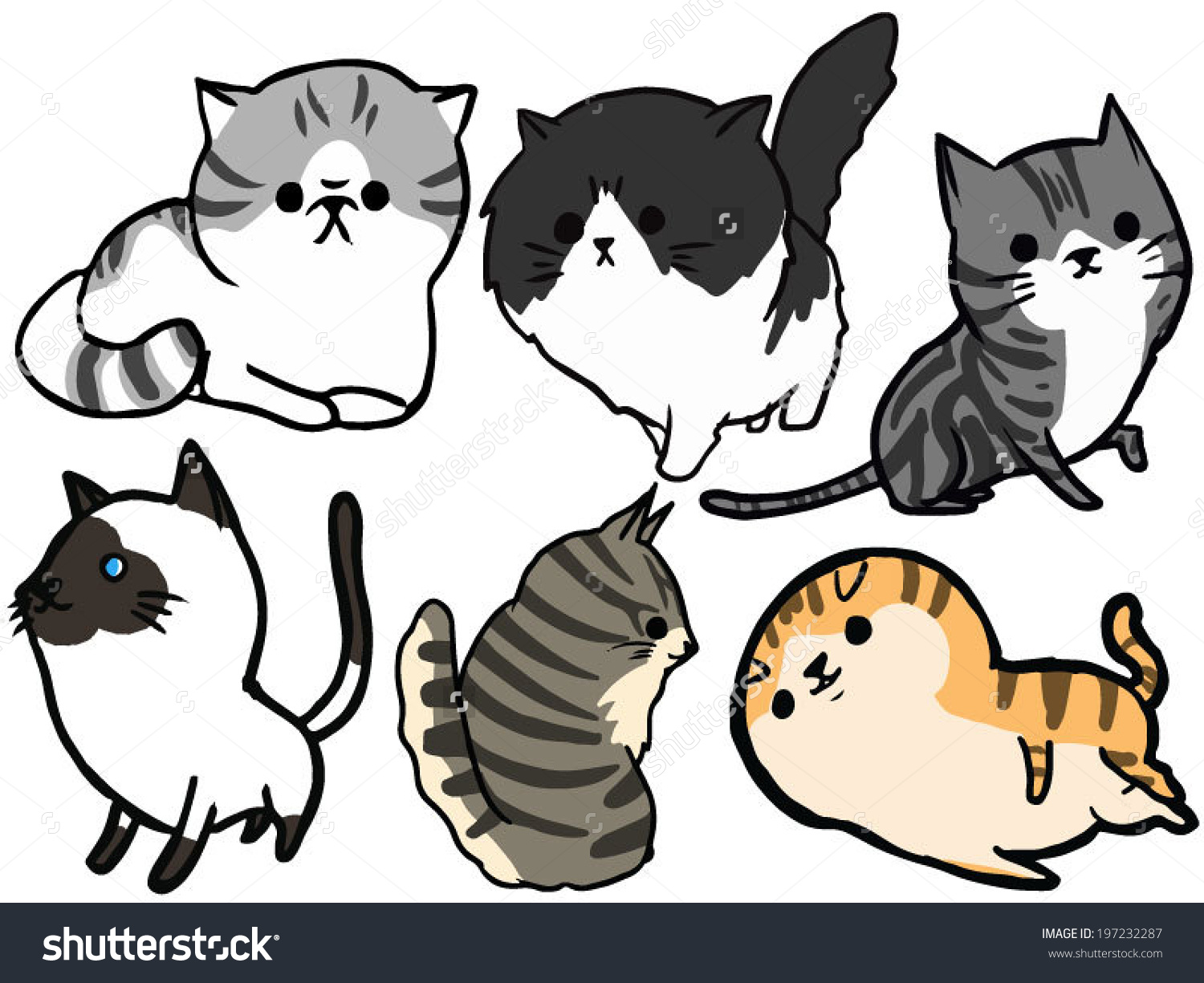 Scottish Fold clipart #8, Download drawings