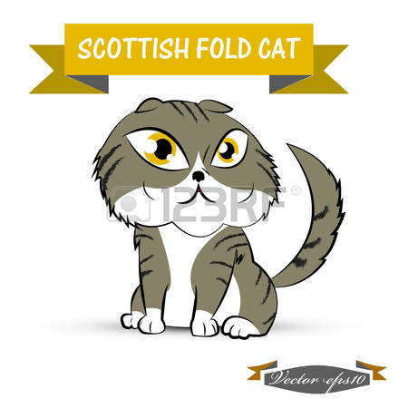 Scottish Fold clipart #4, Download drawings