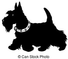 Scottish Terrier  clipart #1, Download drawings