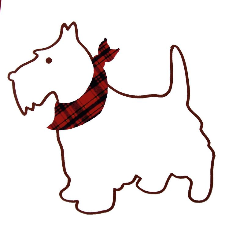 Scottish Terrier  clipart #16, Download drawings