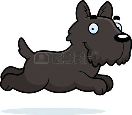 Scottish Terrier  clipart #15, Download drawings