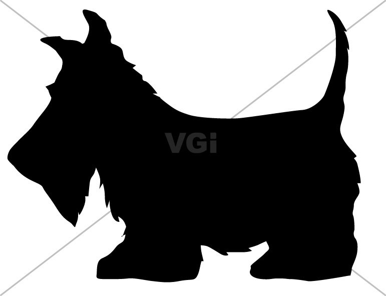 Scottish Terrier  clipart #10, Download drawings