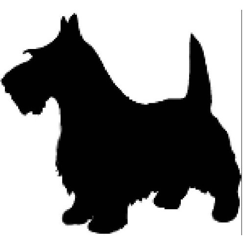 Scottish Terrier  clipart #4, Download drawings