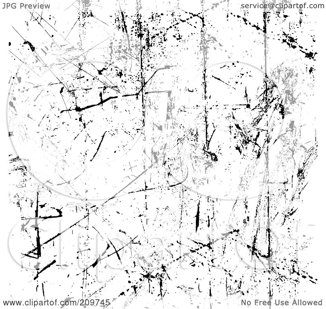 Scratched clipart #3, Download drawings