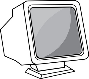 Screen clipart #2, Download drawings