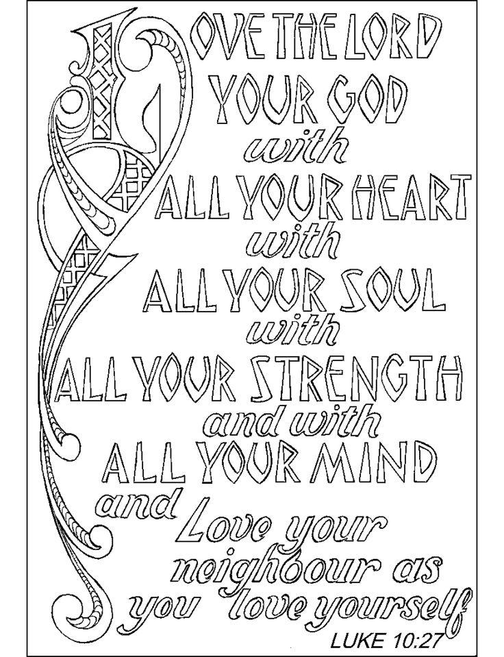 Scripture coloring #2, Download drawings