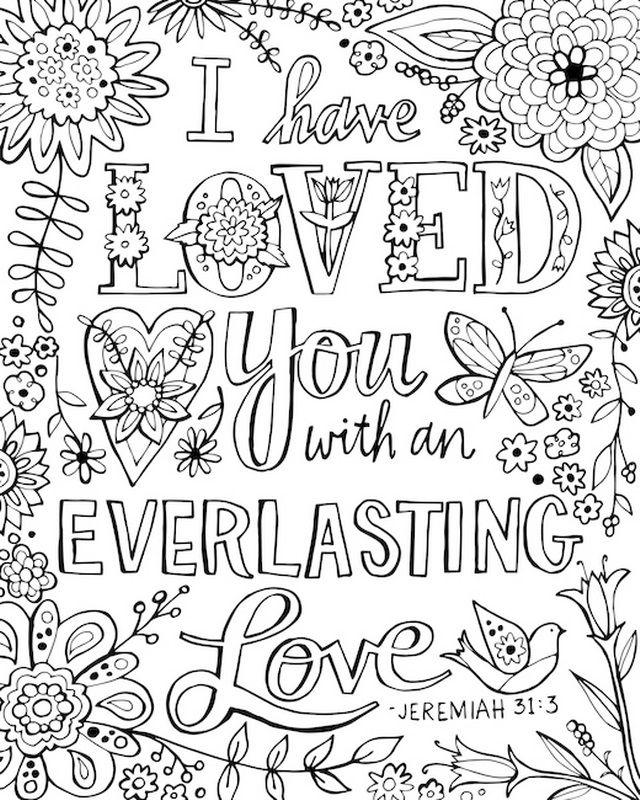 Scripture coloring #3, Download drawings