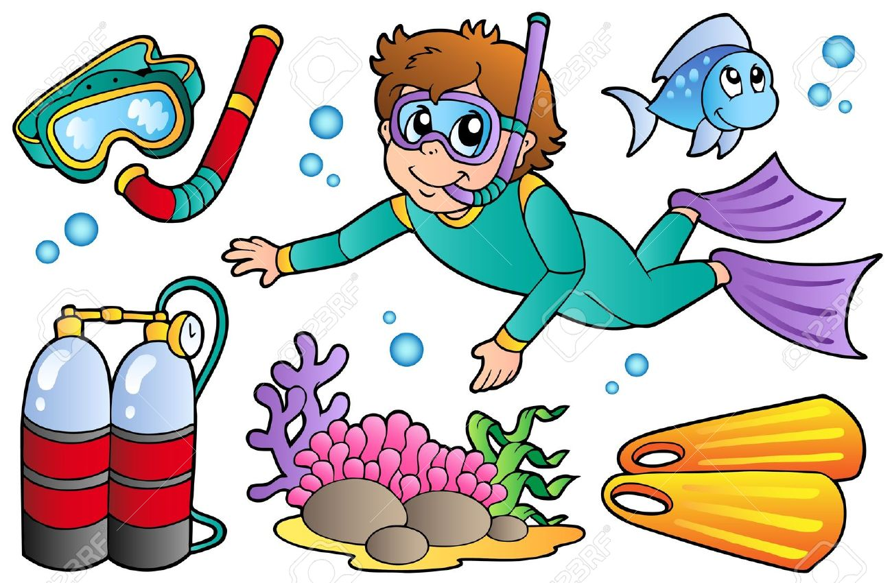 Scuba Diver clipart #4, Download drawings