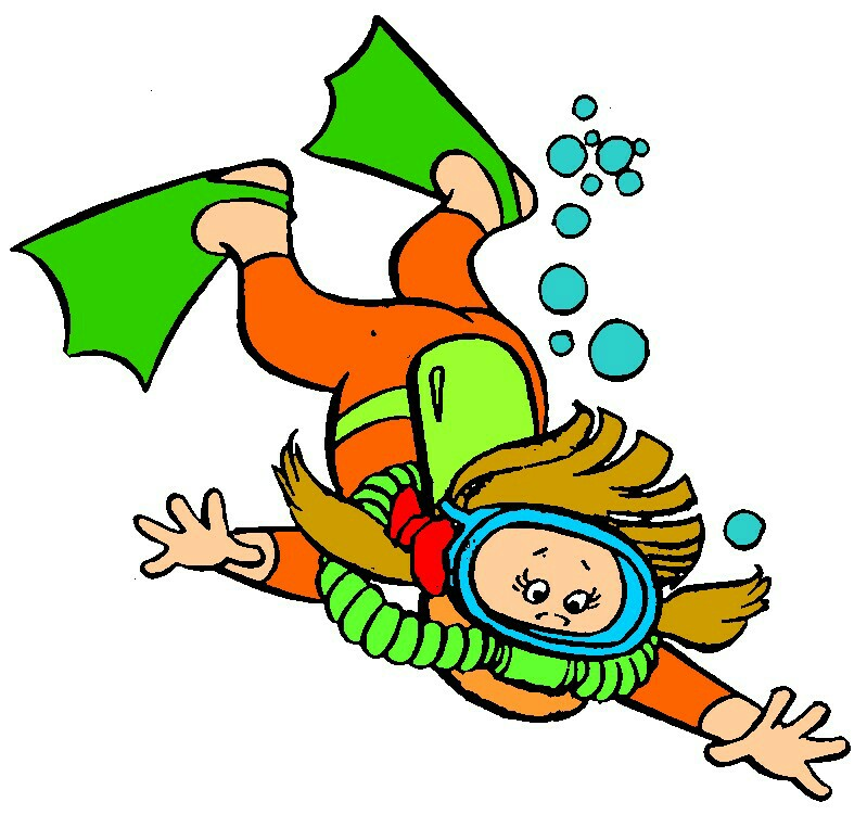 Diving clipart #4, Download drawings