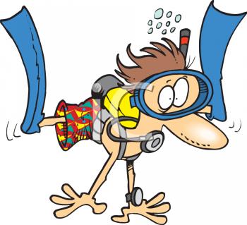 Scuba Diver clipart #3, Download drawings