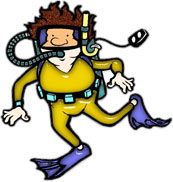 Scuba Diver clipart #7, Download drawings