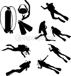 Scuba Diver svg #4, Download drawings