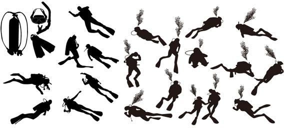 Scuba Diver svg #11, Download drawings