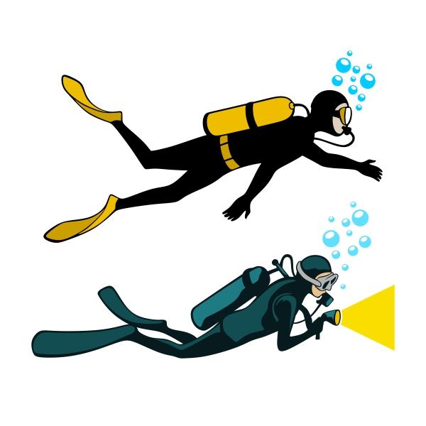 Scuba Diver svg #7, Download drawings