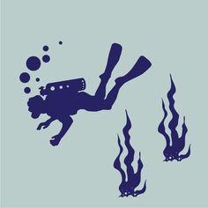 Scuba Diver svg #2, Download drawings