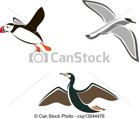 Sea Bird clipart #9, Download drawings