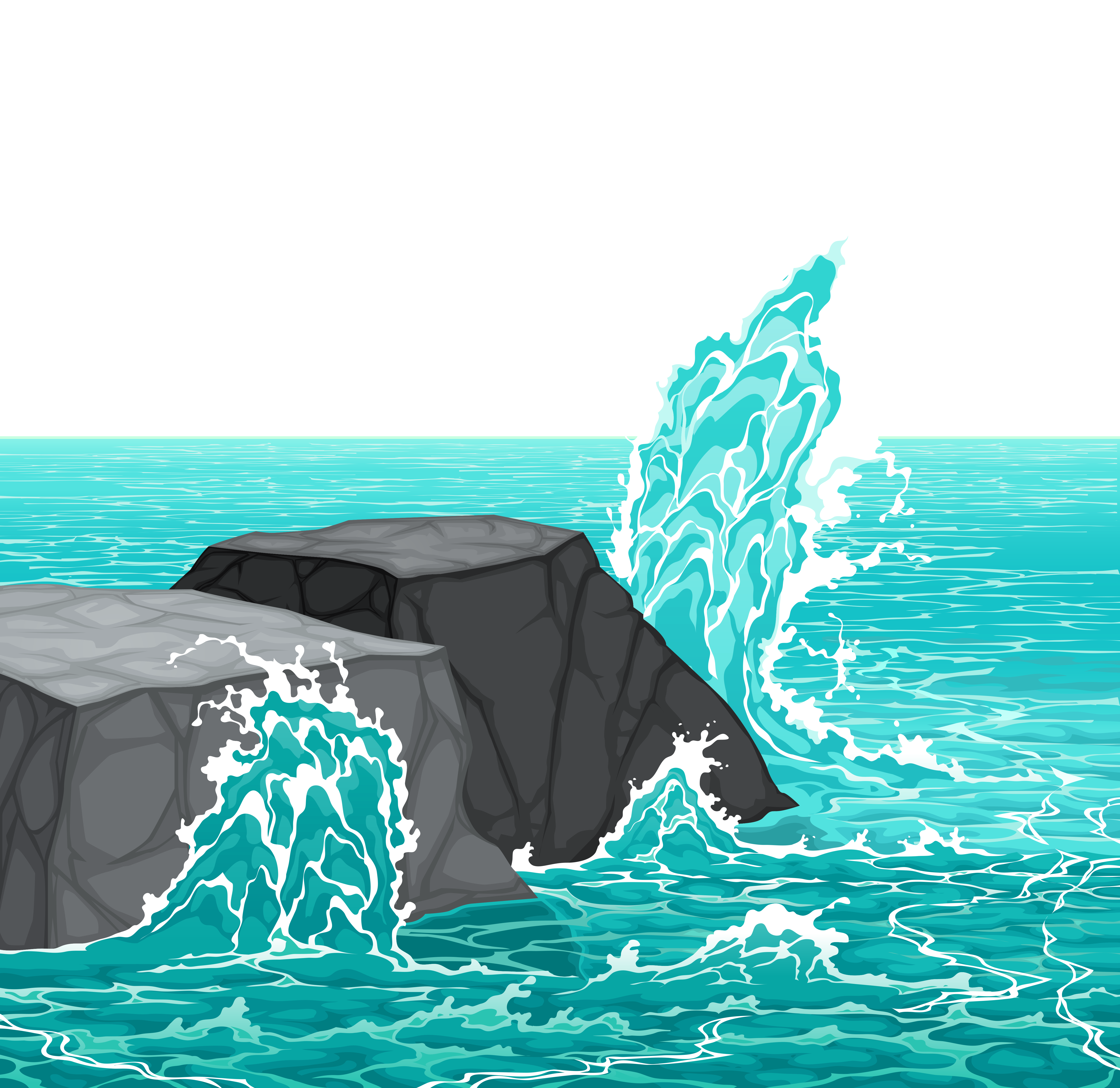 Sea clipart #1, Download drawings