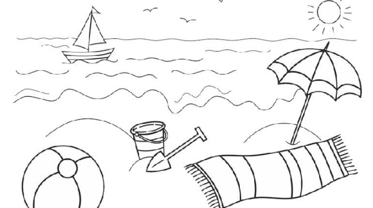 Sea coloring #16, Download drawings