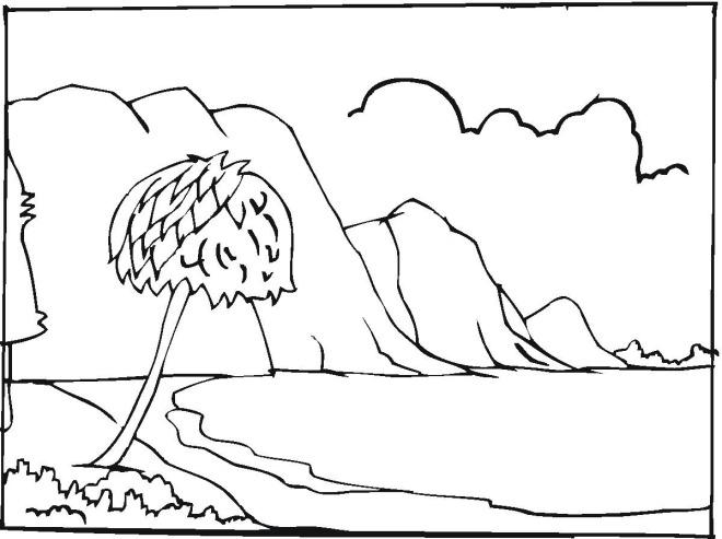 Sea coloring #20, Download drawings