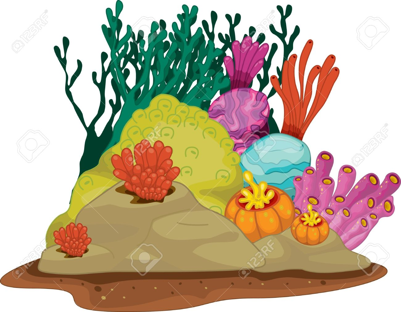 Sea Grass clipart #2, Download drawings
