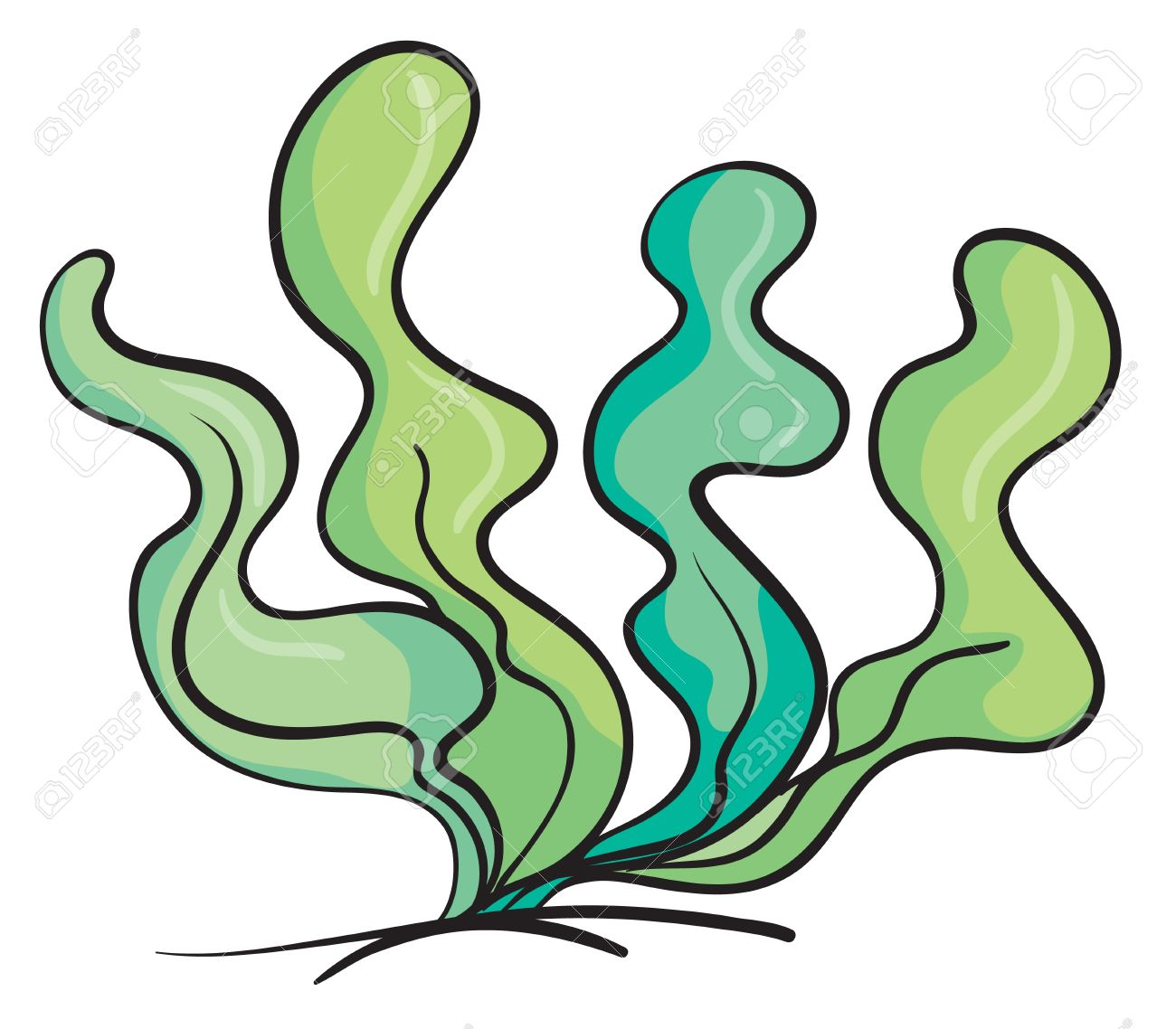 Sea Grass clipart #13, Download drawings