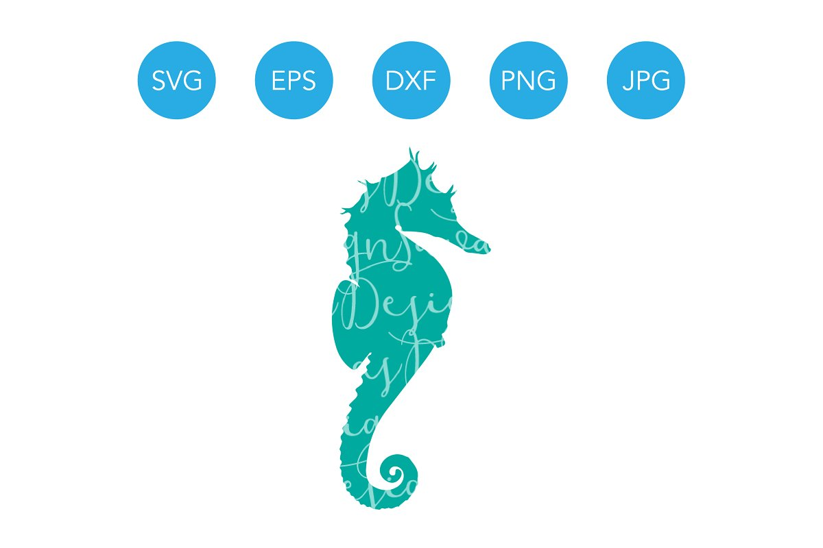 sea horse svg #344, Download drawings