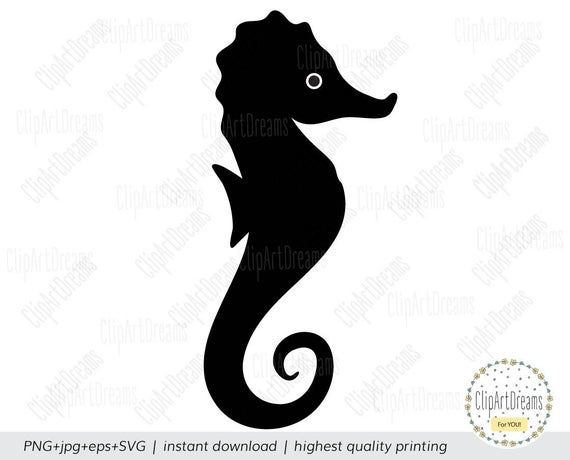 sea horse svg #350, Download drawings
