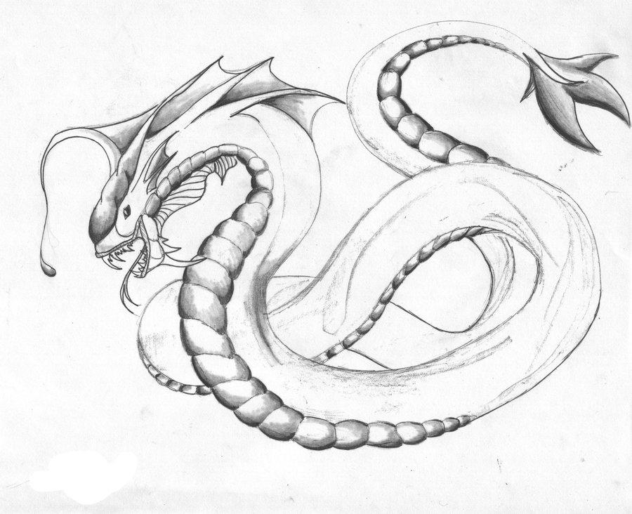 Sea Lamprey coloring #18, Download drawings