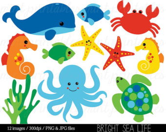 Sea Life clipart #5, Download drawings