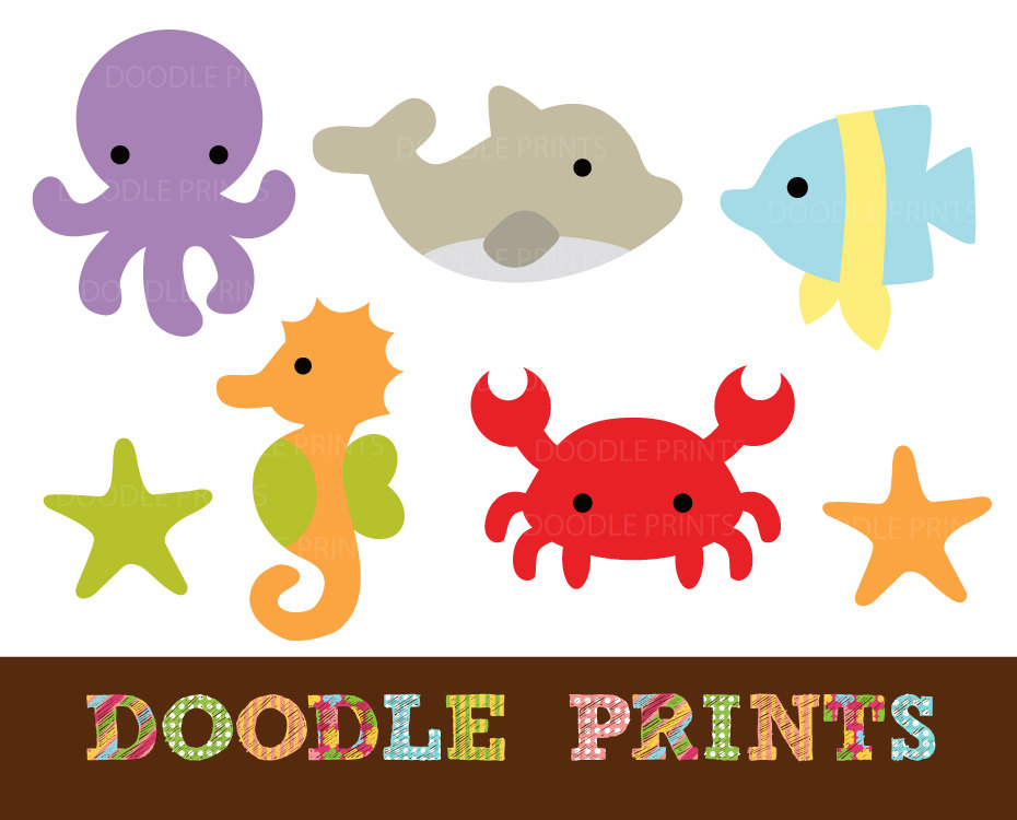 Sea Life clipart #4, Download drawings