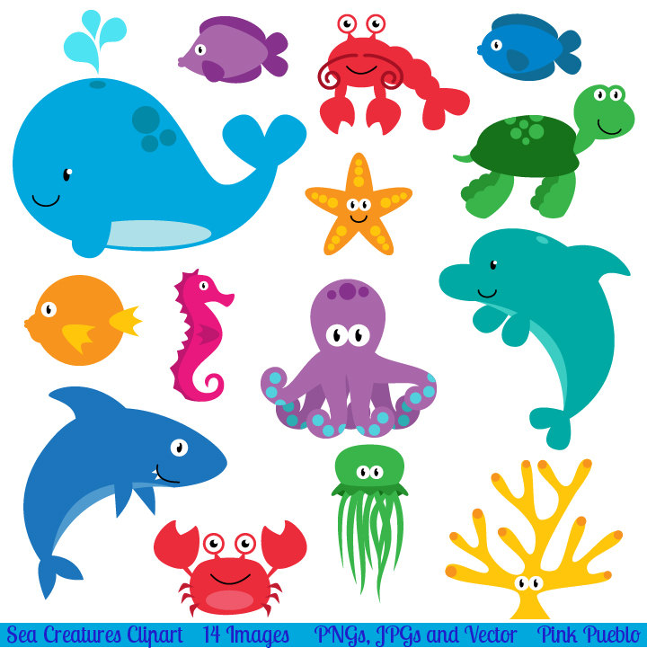 Sea Life clipart #19, Download drawings