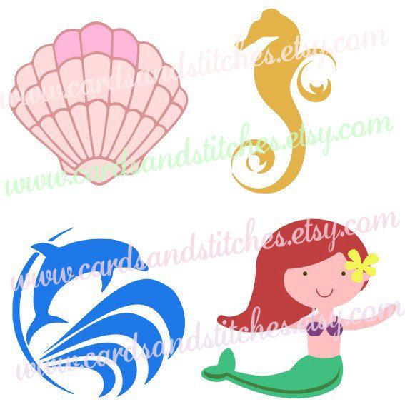 Sea Life svg #1, Download drawings