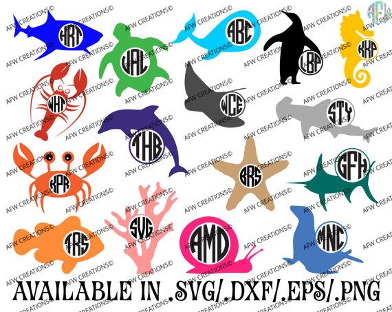 Sea Life svg #9, Download drawings