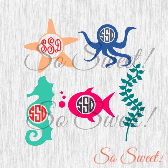 Sea Life svg #8, Download drawings