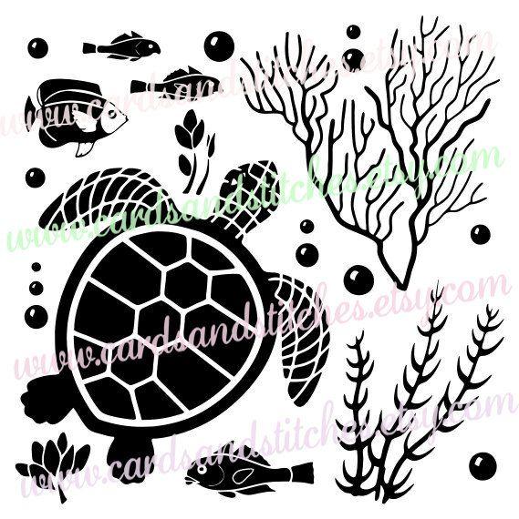Sea Life svg #3, Download drawings