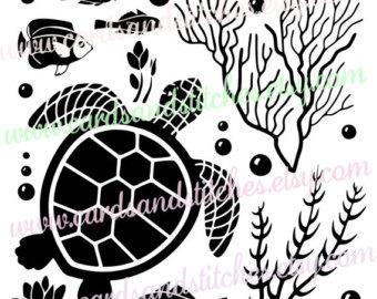 Sea Life svg #20, Download drawings